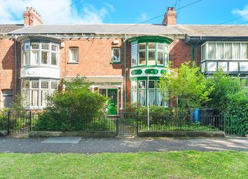 Thumbnail 3 bed terraced house for sale in Westbourne Avenue, Princes Avenue, Hull