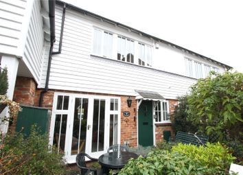 Thumbnail 2 bed terraced house for sale in The Square, High Street, Hadlow, Tonbridge