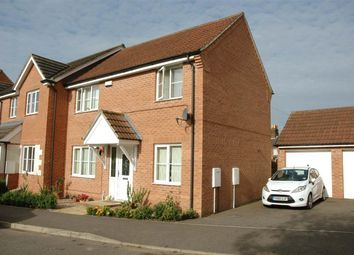 Thumbnail 3 bed semi-detached house to rent in Spilsby Meadows, Spilsby, Lincolnshire