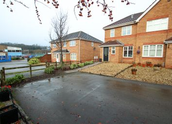 Thumbnail 2 bed semi-detached house for sale in Watermeadow Grove, Etruria, Stoke-On-Trent