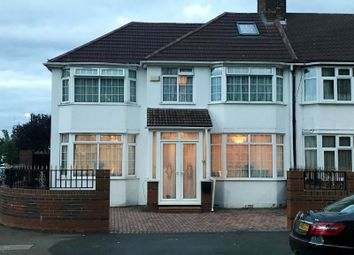Thumbnail 5 bed semi-detached house for sale in Norwod Green, Southall, Middlesex