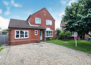 Thumbnail 4 bed detached house for sale in Saxon Way, Ingham, Lincoln