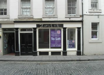 Thumbnail Commercial property to let in Roxburgh Street, Kelso, Scottish Borders