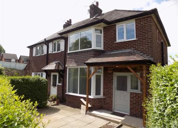 Thumbnail 3 bed semi-detached house for sale in Ashbourne Road, Leek, Staffordshire