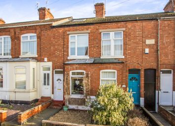 Thumbnail 3 bedroom terraced house for sale in Regent Street, Oadby, Leicester