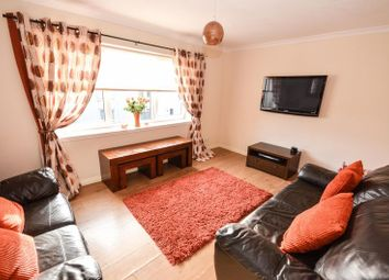 Thumbnail 1 bed flat for sale in Edward Street, Kilsyth, Glasgow