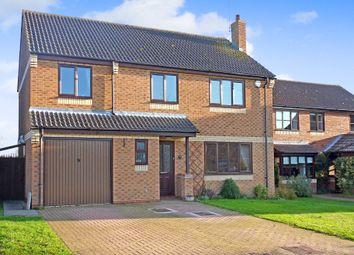 Thumbnail 5 bed detached house for sale in Hill Farm Road, Halesworth