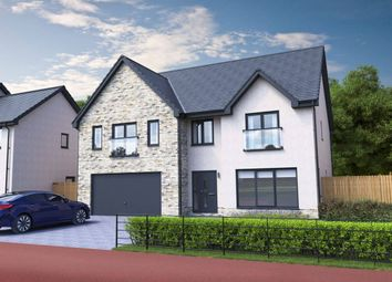 "Thumbnail 5 bed detached house for sale in ""Nasmyth Garden Room"" at Cawthorne Place, Wynyard, Billingham"