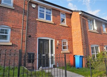 Thumbnail 2 bed terraced house for sale in Longshaw Close, Manchester