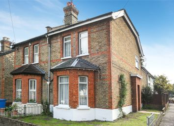 Thumbnail 3 bedroom semi-detached house for sale in Weston Road, Bromley