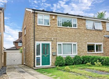 Thumbnail 3 bed semi-detached house for sale in Kenilworth Close, Eaton Socon, St. Neots