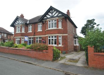 Thumbnail 3 bed semi-detached house for sale in Victoria Avenue, Grappenhall, Warrington