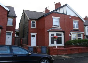 Thumbnail 3 bed semi-detached house to rent in Warbreck Drive, Bispham