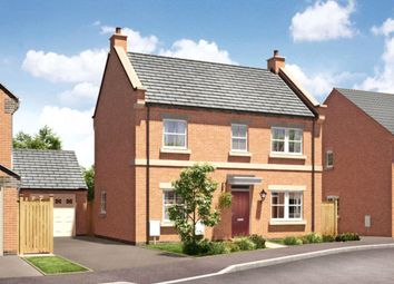 Thumbnail 4 bedroom detached house for sale in 231, Barnsbury, Heanor Road, Smalley
