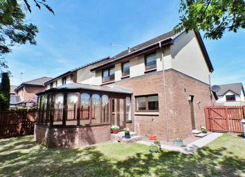 Thumbnail 3 bedroom detached house for sale in Dalmellington Drive, Kittochfield, East Kilbride