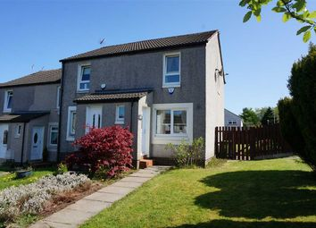 Thumbnail 2 bed end terrace house for sale in Whitelees Road, Cumbernauld, Glasgow