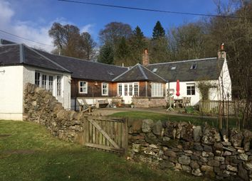 Thumbnail 3 bed detached house to rent in Mill Of Fyall Cottage, Alyth, Perthshire