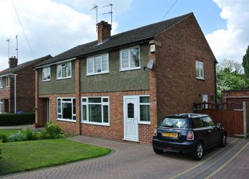 Thumbnail 3 bed semi-detached house to rent in Birchover Way, Allestree, Derby