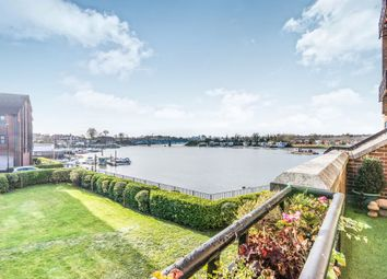 Thumbnail 2 bed flat for sale in Riverdene Place, Southampton