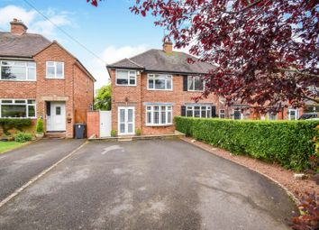Thumbnail 3 bed semi-detached house for sale in Red Lane, Burton Green