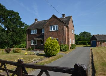 Thumbnail 4 bed detached house to rent in Wyld Green Lane, Liss