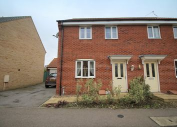 Thumbnail 3 bed semi-detached house for sale in Aspen Road, Caister-On-Sea, Great Yarmouth