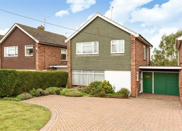 Thumbnail 3 bed link-detached house for sale in Hurst Road, Twyford
