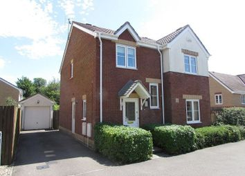 Thumbnail 4 bed detached house to rent in Fairplace Close, Broadlands, Bridgend.