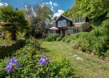 Bonchurch Village Road, Ventnor PO38. 4 bed cottage for sale