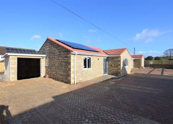 Thumbnail 2 bedroom detached bungalow for sale in Winterfield Road, Paulton, Bristol