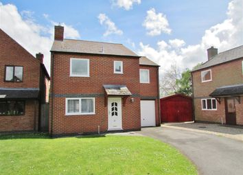 Thumbnail 4 bed detached house for sale in Farmstead Close, Grove, Wantage