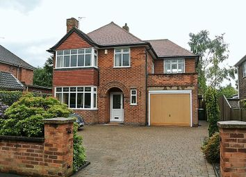 Thumbnail 4 bed detached house for sale in Oak Tree Lane, Mansfield