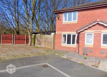 Thumbnail 3 bedroom semi-detached house for sale in Wood Edge Close, Farnworth, Bolton, Lancashire