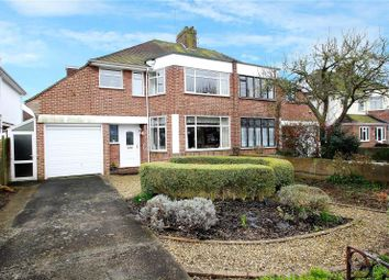 3 bed semi-detached house for sale in Trent Road, Goring By Sea, Worthing BN12