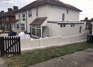 Thumbnail 6 bed semi-detached house for sale in Edrick Road, Edgware