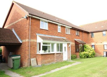 Thumbnail 2 bed end terrace house for sale in Kestrel Close, Hartford, Huntingdon