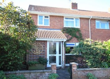 Thumbnail 3 bed end terrace house for sale in Standards Road, Westonzoyland, Bridgwater