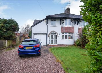 4 bed semi-detached house for sale in Adamthwaite Drive, Stoke-On-Trent ST11