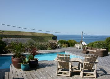 Thumbnail 5 bedroom detached house for sale in Tredragon Road, Mawgan Porth