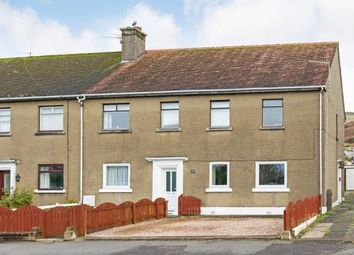 Thumbnail 3 bed flat for sale in Linn Avenue, Largs, North Ayrshire, Scotland