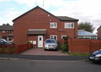 Thumbnail 2 bed semi-detached house to rent in Clark Street, Edgbaston, Birmingham