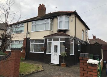 Thumbnail 1 bed semi-detached house for sale in Southport Road, Bootle