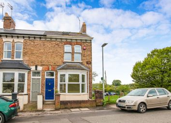 Thumbnail 4 bed end terrace house for sale in Staplegrove Road, Taunton