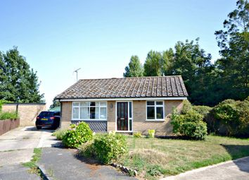 Thumbnail 2 bed detached bungalow for sale in Weir Place, Kirton, Ipswich