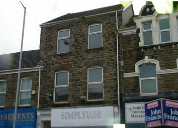 Thumbnail 3 bed maisonette to rent in Woodfield Street, Morriston, Swansea