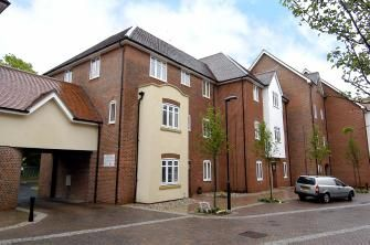Thumbnail 2 bed flat for sale in Penlon Place, Abingdon
