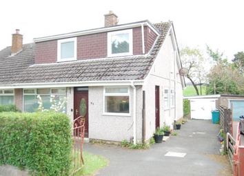 Thumbnail 4 bed semi-detached house to rent in Hillfoot Avenue, Wishaw