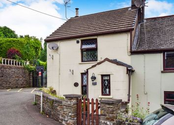 Thumbnail 3 bed cottage for sale in Castle Hill, Gelligaer, Hengoed