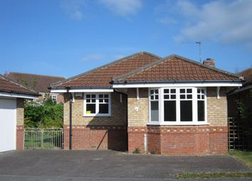 Thumbnail 2 bedroom bungalow to rent in Thompson Drive, Strensall, York