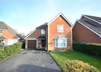 Thumbnail 4 bed detached house for sale in Jigs Lane South, Warfield, Bracknell